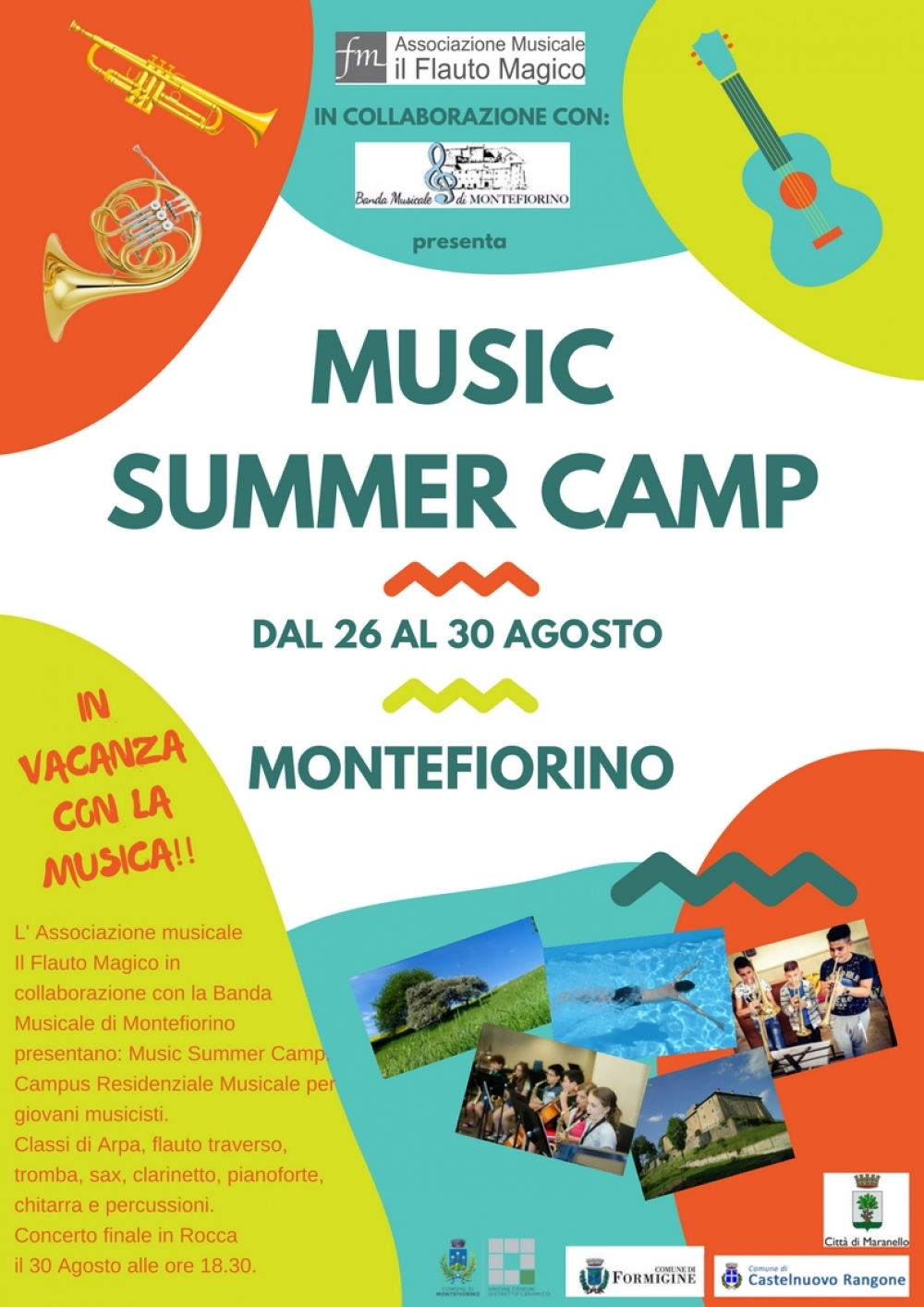 MUSIC SUMMER CAMP